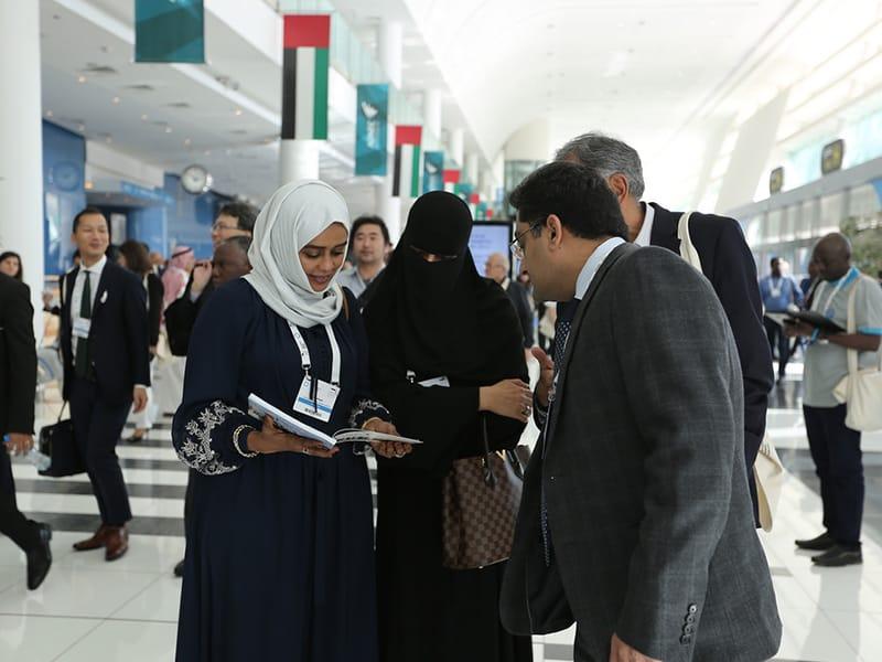 Delegates at the IDF Congress 2017