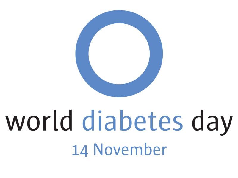 World Diabetes Day logo