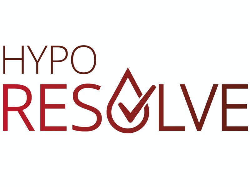 Hypo Resolve project logo