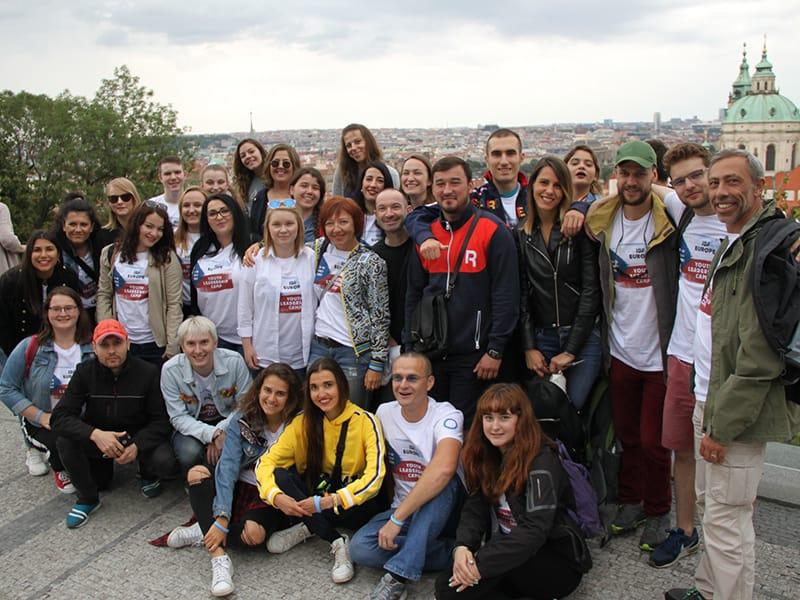IDF Europe Youth Camp