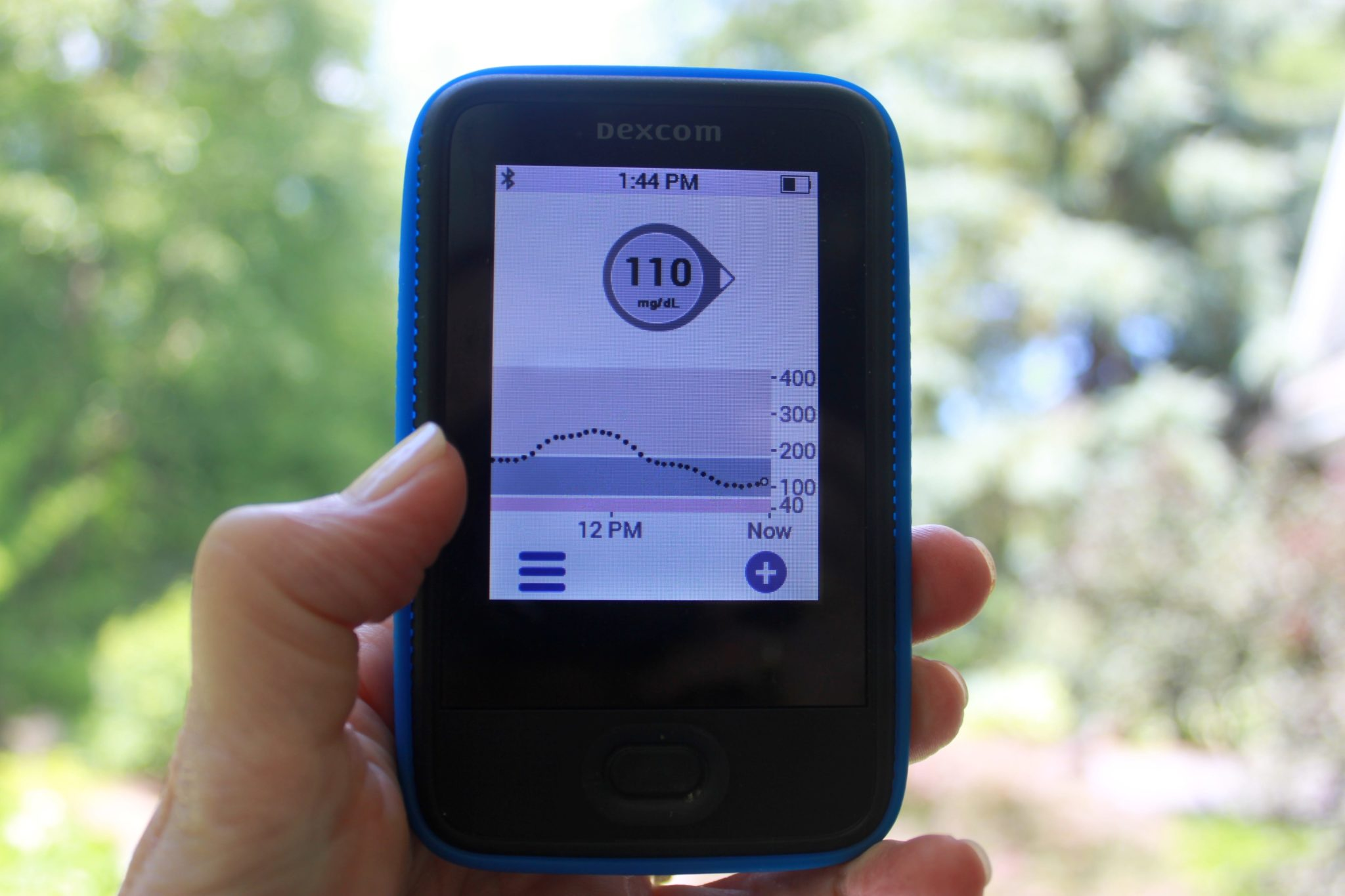 CGM can be the difference between a healthy life with diabetes or