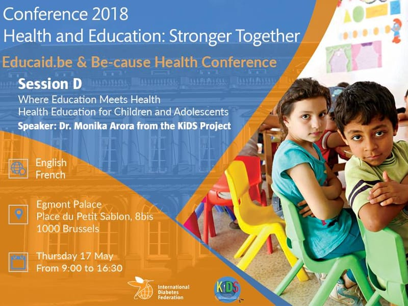 Health and Education: Stronger Together conference