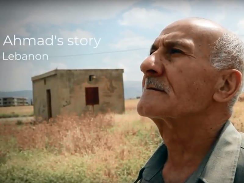 Ahmads story video capture