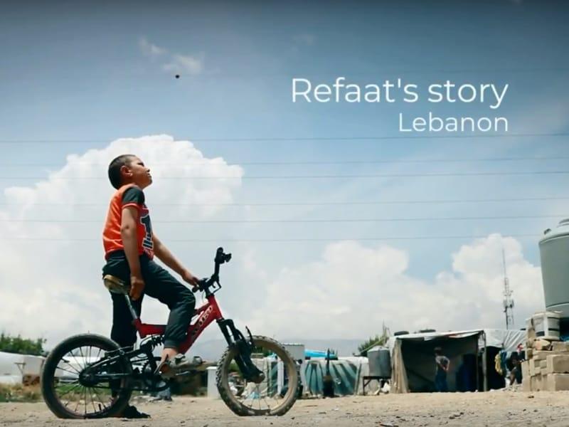 Video capture Refaat Lebanon