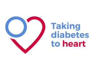 Taking Diabetes to Heart logo