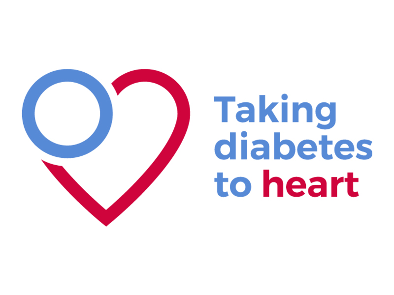 Taking Diabetes to Heart logo